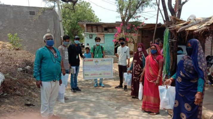 Aide et Action partners with Eicher Group Foundation to aid marginalized amidst COVID-19 lockdown 1