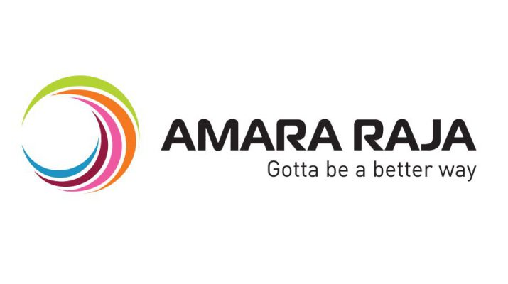 Amara Raja Batteries Limited Logo