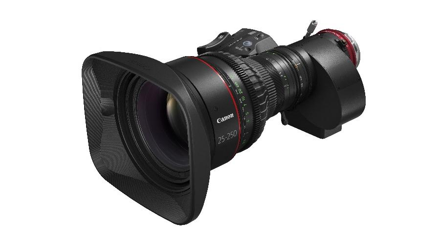 Canon Cinema EOS C300 Mark III Lenses