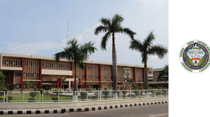 Chaudhary Charan Singh Haryana Agriculture University - CCSHAU