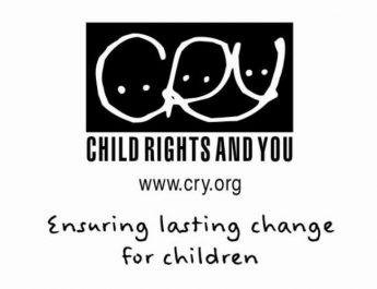 Child Rights and You - CRY - Logo