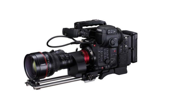 Cinema EOS C300 Mark III Camera Product