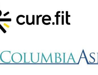 Columbia Asia - Cure Fit - Teleconsultation Service - Logo