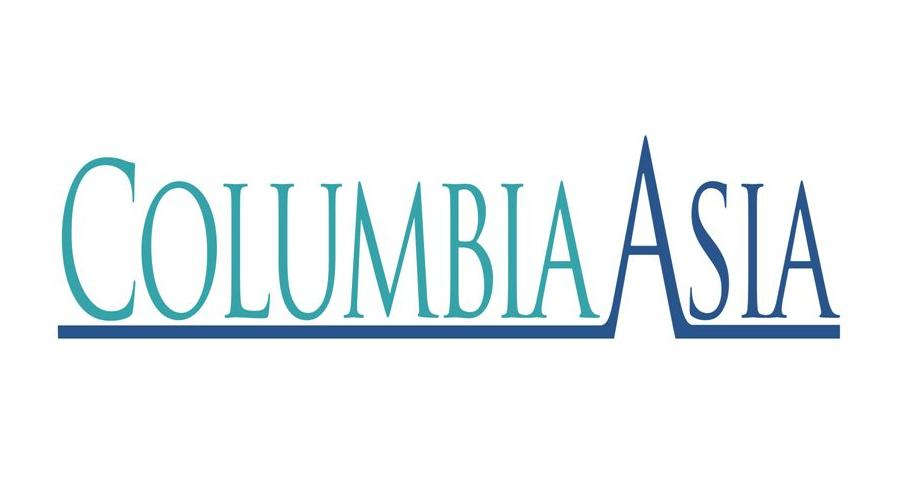 Columbia Asia Hospital Logo