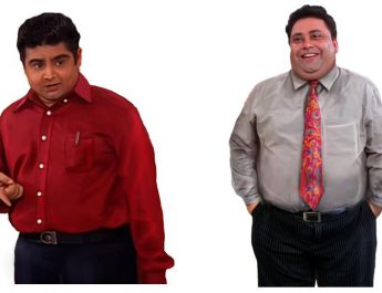 Deven Bhojani as Patel - Manoj Pahwa as Bhatia from Sony SABs Office Office