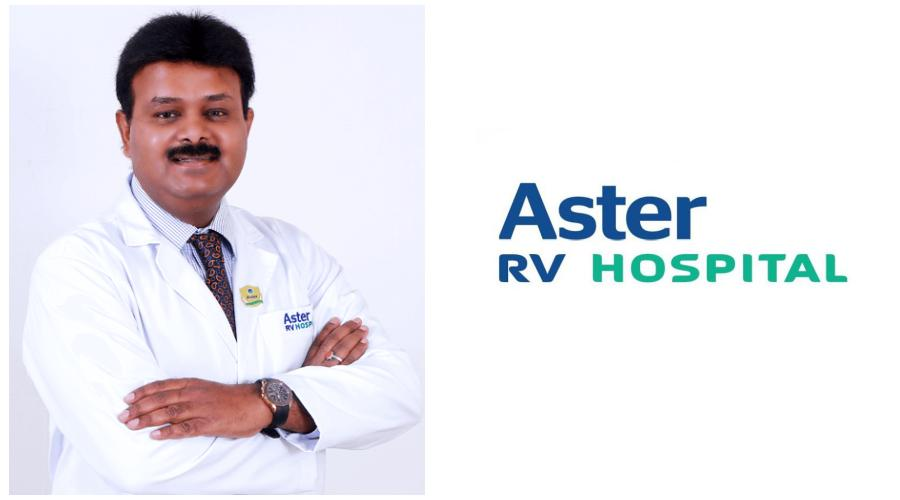 Dr Manjunath Malige - Aster RV Hospital