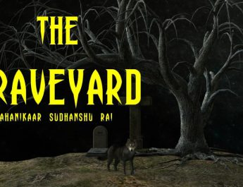 Experience the horror behindthe grandeur with Kahanikaar Sudhanshu Rais latest story The Graveyard