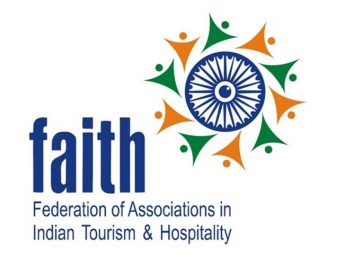 Federation of Associations in Indian Tourism and Hospitality Logo