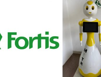Fortis Hospital -Bannerghatta Road introduces Robot for COVID-19 screening