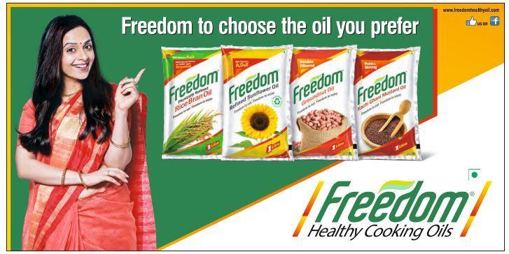 Freedom Oil - Edible Oil
