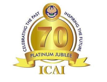 Institute of Chartered Accountants of India Logo Large