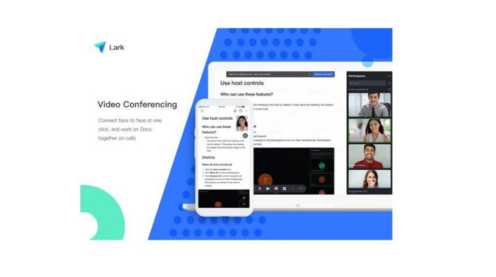 Lark Suite - Video Conferencing