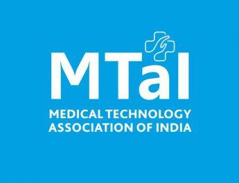 Medical Technology Association of India Logo