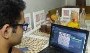 Players participating in the Chess Tournament