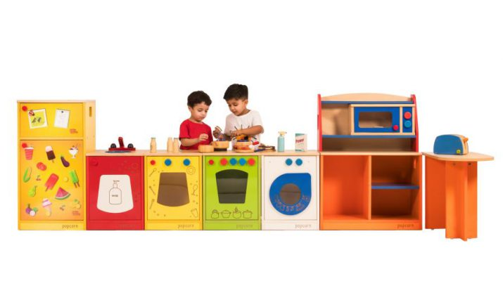 Pop Corn - School Furniture - Playing Station