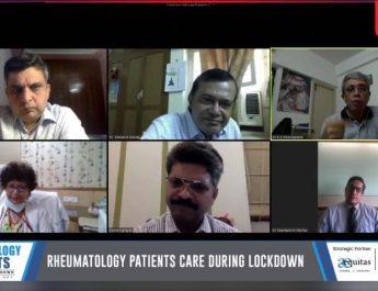 Rheumatoid Arthritis Patients during Lockdown at IHW Councils Web Summit