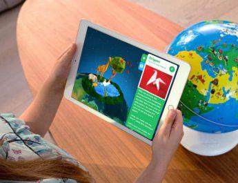 Shifu Orboot AR globe educational