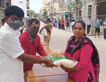 Shishu Mandir extends support to underprivileged part of communities