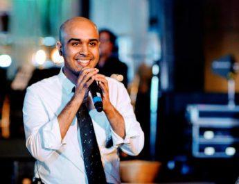 Singer Vivek Hariharan