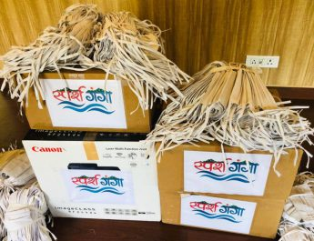 Sparsh Ganga Khadi Masks