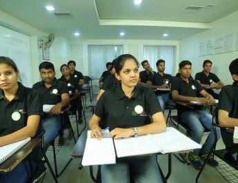 Students at the Enpidia Training Academy