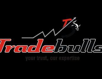TradeBulls Securities Logo Black