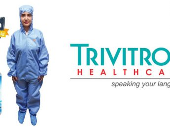 Trivitron Healthcare launches its Kiran Health Shield range of Hand Sanitizers and Protective Coverall