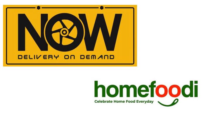 homefoodi - Now - Delivery on Demand
