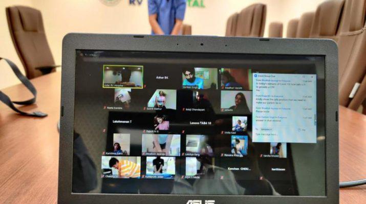 Aster RV Hospital - CPR - Online