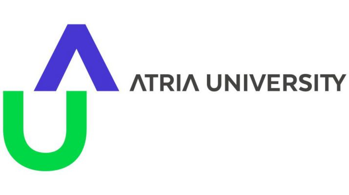 Atria University Logo