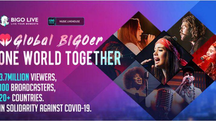 BIGO Live - One World Together