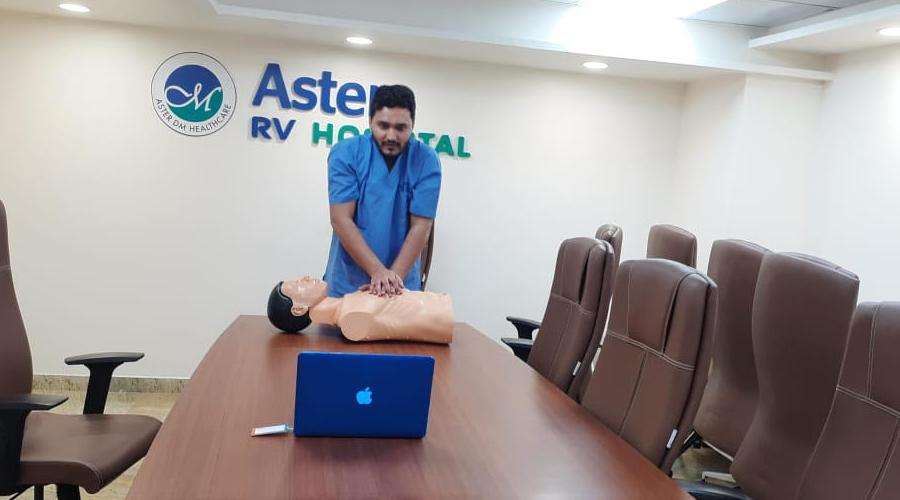 Basic Life Support - CPR