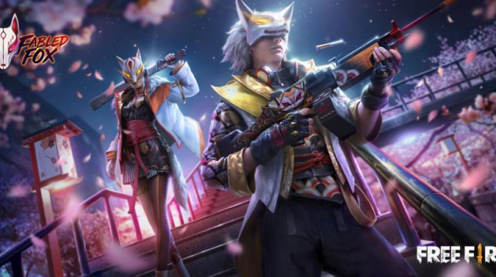 Battle of the Gangs in Free Fires latest Elite Pass - Fabled Fox