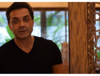 Bobby Deol pays a humble tribute to the Covid-19 warriors - Recites a Poem 2