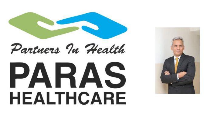 Doctor Shankar Narang - COO - Paras Healthcare