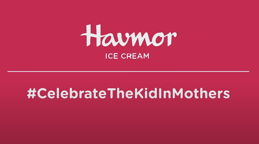 Havmor Icecream - Mothers Day Campaign - 2