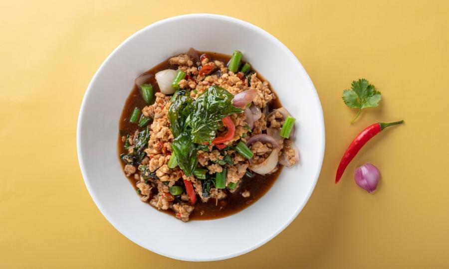 Krapaw - Thai Food - Krua Thai