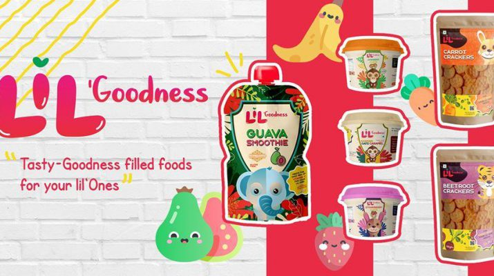 LiL Goodness - Kids Food and Nutrition Start up