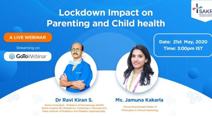 Lockdown Impact on Parenting and Child health - Webinar