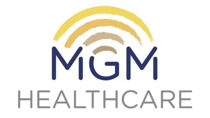 MGM Healthcare Logo