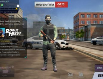 MPL launches Indias first indigenous shooter game Rogue Heist 2