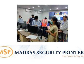 Madras Security Printers Provides IoT-based COVID War Room for Mangaluru Smart City