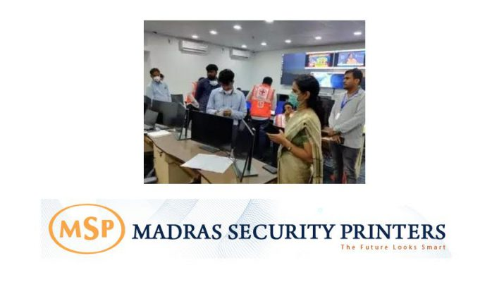 Madras Security Printers Provides IoT-based COVID War Room for Mangaluru Smart City