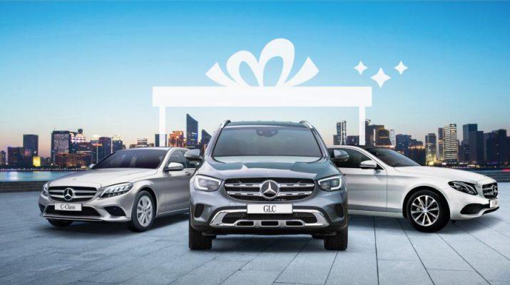 Mercedes-Benz India launches Wishbox 2