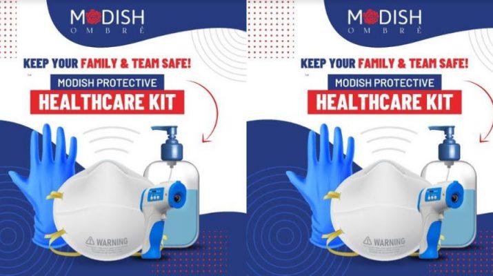 Modish Protective Healthcare Kit