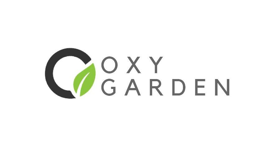 OXY GARDEN Logo