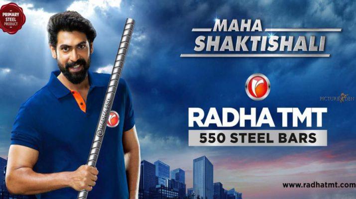 Radha TMT 550 Steel Bars