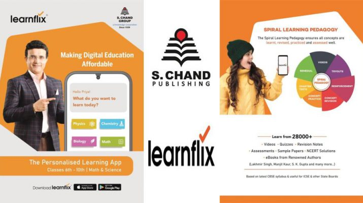 S Chand and Co launches learnflix app for learning