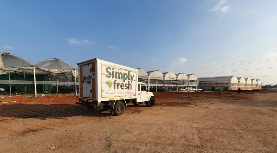 Simply Fresh - Agri tech organization