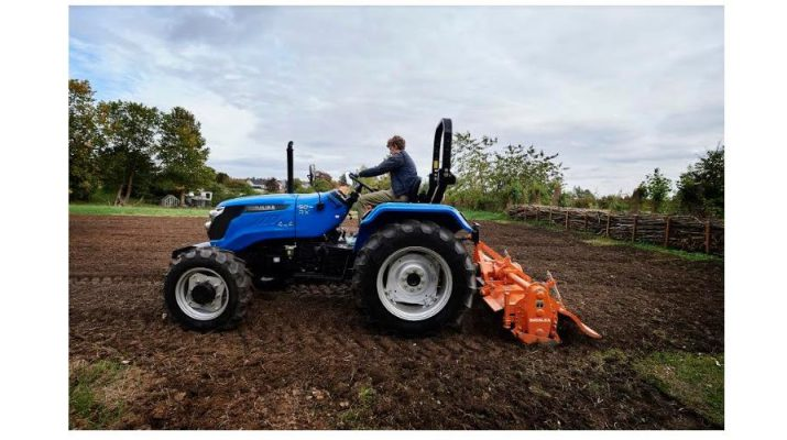 Sonalika Tractors Exports